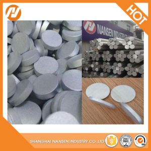 Aluminium Sheet Soft Slugs 1070 Soft Punching Aluminium Slug pictures & photos
