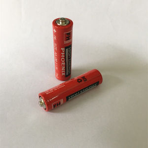 1.5V AA Extra Heavy Duty Battery (R6P) with MSDS Certificate pictures & photos