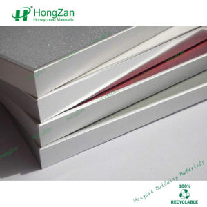 PVDF Aluminum Board Aluminum Honeycomb Panel for Decorative Square Columns pictures & photos