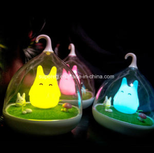 Kids Night Light Touch Sensor USB Charging LED Nightlights pictures & photos