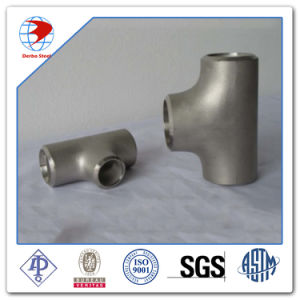 Sch120 600lb 316 Stainless Steel Butt Welded Equal Tee pictures & photos