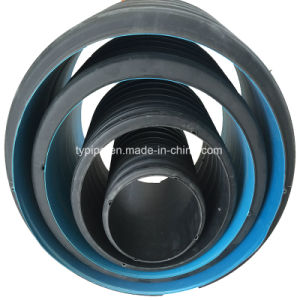 HDPE Double-Wall Corrugated Pipe 200mm to 800mm pictures & photos