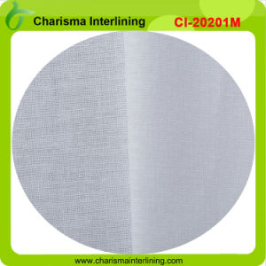 100% Cotton Collar Woven Shirt Fusible Interlining/Interfacing for Garment pictures & photos