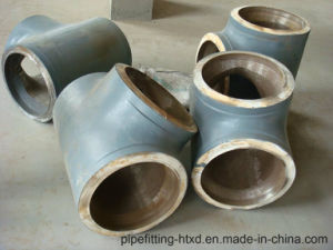 Forging High Quality Alloy Steel Tee pictures & photos