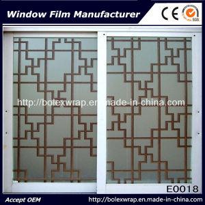 Decorative Window Film pictures & photos