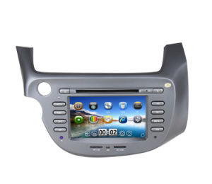Wince 6.0 Fit Jazz 2007-2013 Car GPS with Bt SWC iPod RDS Radio 3G Mirror Link for Honda
