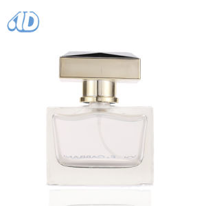 Ad-P10 Square Gift Special Glass Perfume Bottle 100ml 30ml pictures & photos