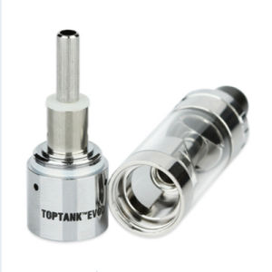 1.7ml Pyrex Glass and Ss Kanger Toptank Evod Clearomizer pictures & photos