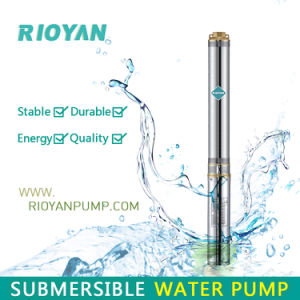 1HP Deep Well Submersible Pump for Pakinstan (75QJD1.8-26/0.75kW) pictures & photos