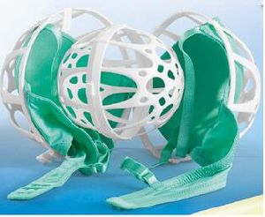 Plastic Bra Protect Laundry Ball