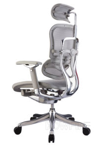 Commercial Office Furniture Aluminum Ergonomic Mesh Office Chair (HX-R0073) pictures & photos