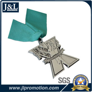 Customer Shape Good Quality Medal with Ribbon pictures & photos
