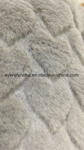 New Imitation Rabbit Fur Toy Fur Fabric Fake Fur Faux Fur for Garment pictures & photos