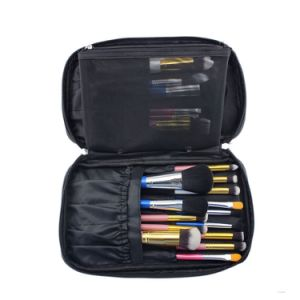 Promotion Multi-Functional Zipper Makeup Cosmetic Case for Travel Home pictures & photos