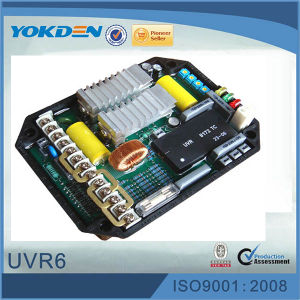 Uvr6 Diesel Generator Regulator AVR Automatic Voltage Regulator pictures & photos