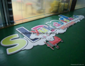 Cheap Price, 3mm 5mm Die Cut Advertising PVC Foam Board for Promotion Materials pictures & photos