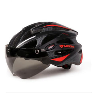 2016 Fashion Road Bicycle Helmet for Riding/Cycling Bicycle Bike Safety Helmet with Visor China Supplier pictures & photos