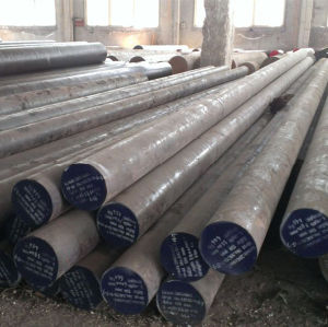 Hot Rolled or Forged Carbon Steel Round Bar/Rod pictures & photos