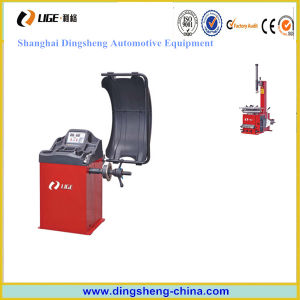 Wheel Balancing Equipment, Cheap Wheel Balancer Machine for Sale Ds-7100