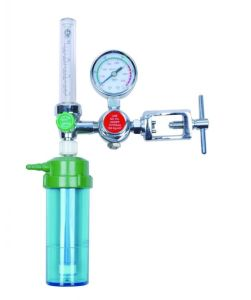 Medical Oxygen Pressure Regulator with Pin Yoke Inlet Connect pictures & photos