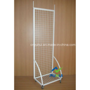 Metal Wire Retail Display Rack (PHYN107) pictures & photos