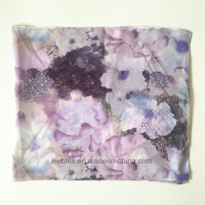 Gwp/Brands Promotion Printed Polyester Chiffon Pareo/ Scarf (HWBP01) pictures & photos