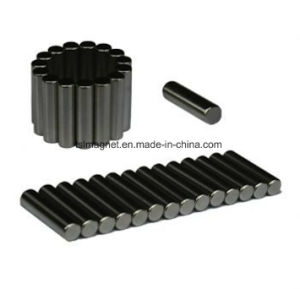 Sintered Rare Earth Permanent Rod Neodymium Magnets pictures & photos