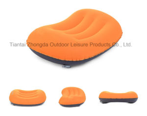 Outdoor Camping Travel Sleeping Air Pillow pictures & photos