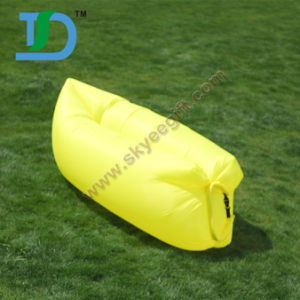 Custom Yellow Lazy Bag Inflatable for Event pictures & photos