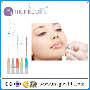 Magicalift Lift Cogged Thread / Barbed Pdo Thread for Face Lifting pictures & photos