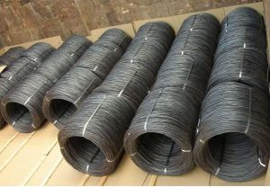 SAE1006/SAE1008/SAE1010 Steel Wire Rod for Construction Material pictures & photos