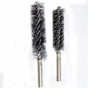 Exact Tube Brush with DuPont Nylon Abrasive Filament pictures & photos