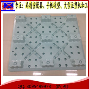 1100*1100 Plastic Pallet, Palstic Tray, PE Pallet Factory pictures & photos