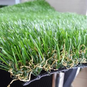 Most Popular 40mm Natural Looking Artificial Grass for Landscaping pictures & photos