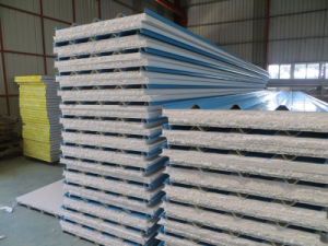 High Quality EPS Sandwich Panel for Roofing pictures & photos