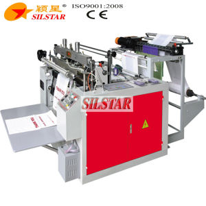 Gbrf-700 Heat Sealing& Cutting Bag Making Machine pictures & photos