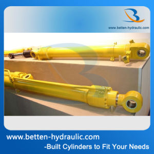 50 Ton Excavator Hydraulic Arm Cylinder pictures & photos