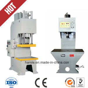 Harsle Single Column Hydraulic Press Machine with TUV ISO Ce Certification and Competitive Price pictures & photos