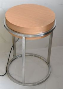 Coffee Table Solid Wood/Steel Frame Wooden Furniture pictures & photos