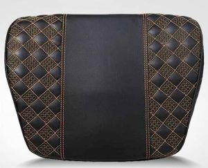 Car Back Support Pillow Lumbar Cushion-Golden