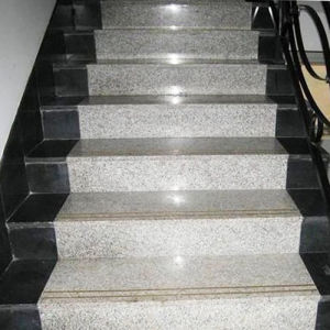Hot Sell Beautiful Crema Marfil Marble Stair, Staircase Design pictures & photos