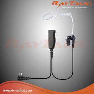 2-Wire Surveillance Kit Earpiece for Motorola Cp200 pictures & photos