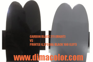 Pigment Carbon Black 211 (PBl7) (DEGUSSA) Printex G (CABOT) Monarch 280 Jet Black Fumo pictures & photos