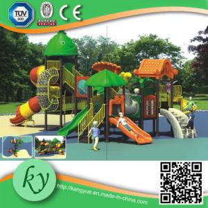 Kids Amusement Equipment Playground Slide Ky-10189