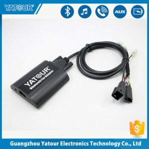 12V Auto Bluetooth Adapter for Car Radio Provide Bluetooth/Aux in/USB pictures & photos