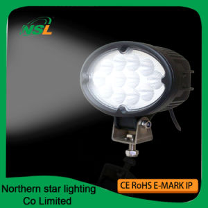 LED Work Light 27W 9PCS * 3W CREE Chip LED Spot / Flood Beam LED Work Light pictures & photos