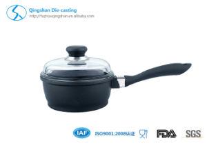 Food Grade Health Aluminum Non-Stick Milk Pot pictures & photos
