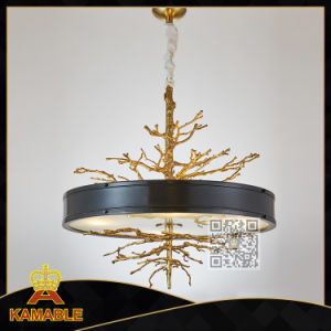 Modern High Quality Brass Hanging Pendant Light (KA9009-X) pictures & photos