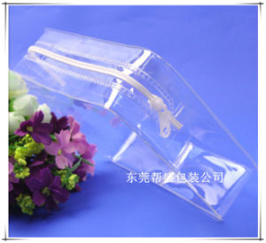 Biodegradable Glossy PEVA Plastic Gift Bag for Health Care Products pictures & photos