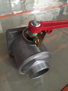 Single-Direction Ball Valve Outer Screw Male (for fire fighting truck) pictures & photos